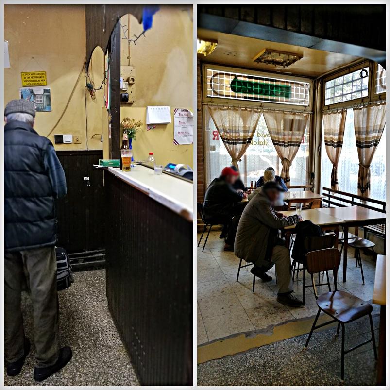 XV. kerület kocsmái, Budapest - Patyolat belülről - Kocsmaturista