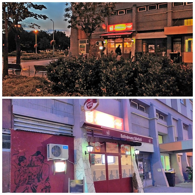 XV. kerület kocsmái Budapest - Szilvanusz - Kocsmaturista