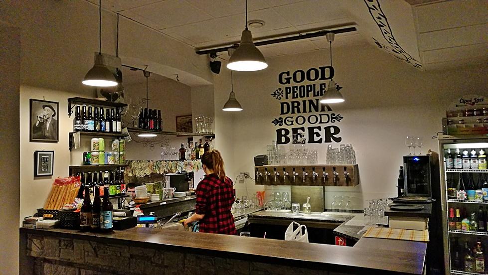 Nyitra kocsmái - Beer Time Pult - Kocsmaturista