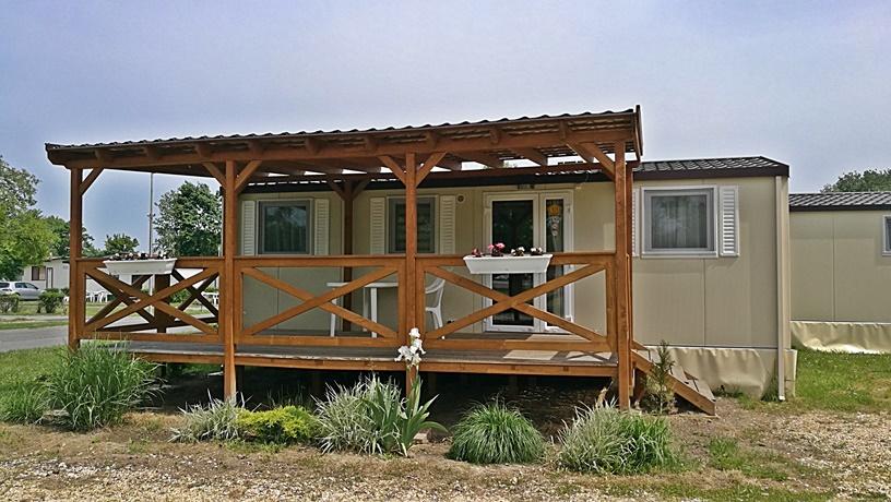 Aranypart Camping - Siófok-Szabadifürdő - Mobilház - Kocsmaturista