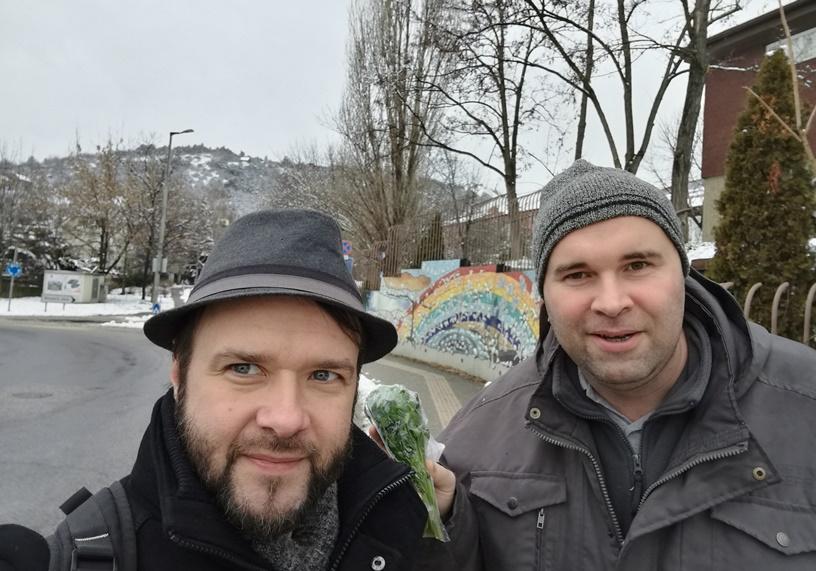 Budaőrs kocsmái - Petrezselymes összefutás Roth Zolival - Kocsmaturista