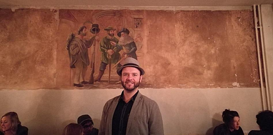 Berlini kocsmatúra - Hopfenreich titkos falfestménye a múltból - Kocsmaturista