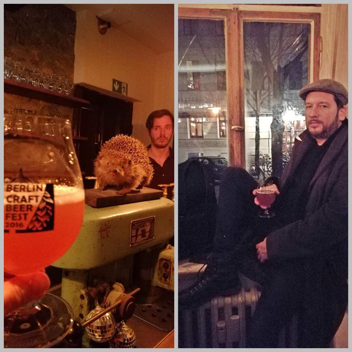 Berlini Kocsmatúrán - Hopfenreich Bart Danival - Kocsmaturista
