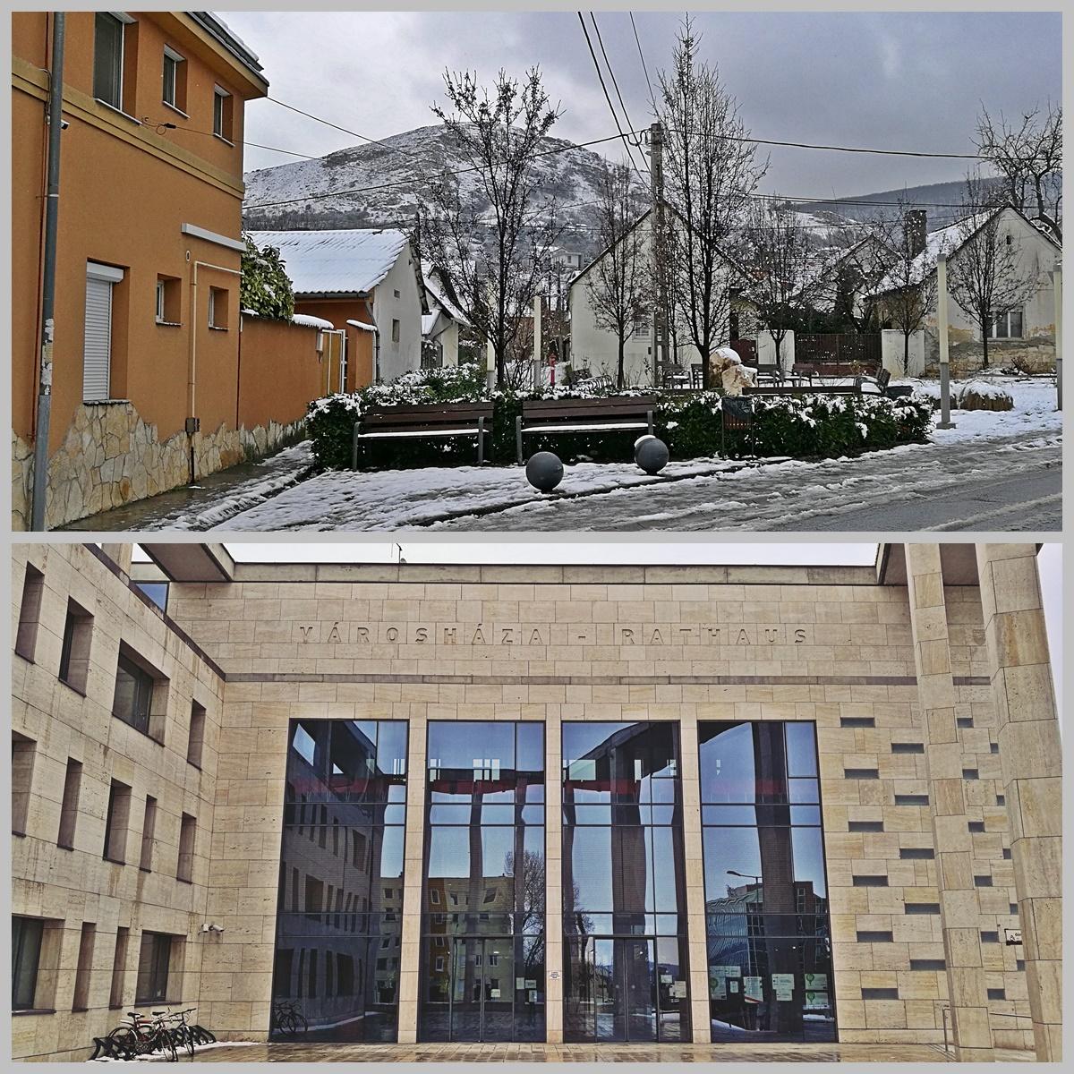 Budaörs kocsmái - budaörs kontrasztos látképe - Kocsmaturista