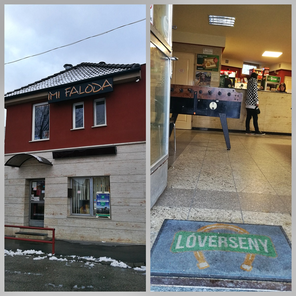 Budaörs kocsmái - Imi Faloda kívül-belül - Kocsmaturista