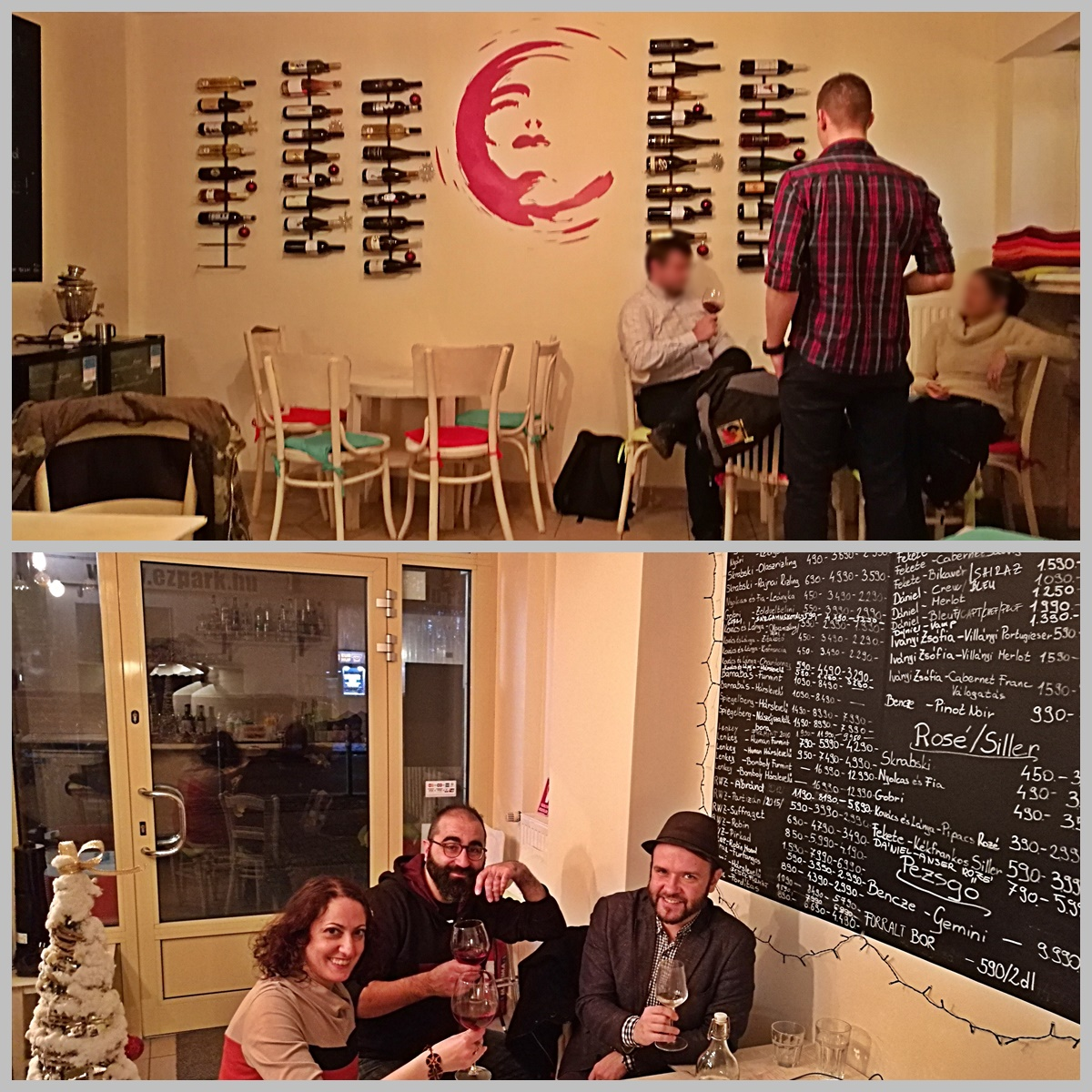 Budapesti kocsmatúra olasz szemmel - Wine&U - Kocsmaturista