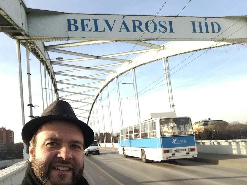 Szeged kocsmái - A Belvárosi híd - Kocsmaturista