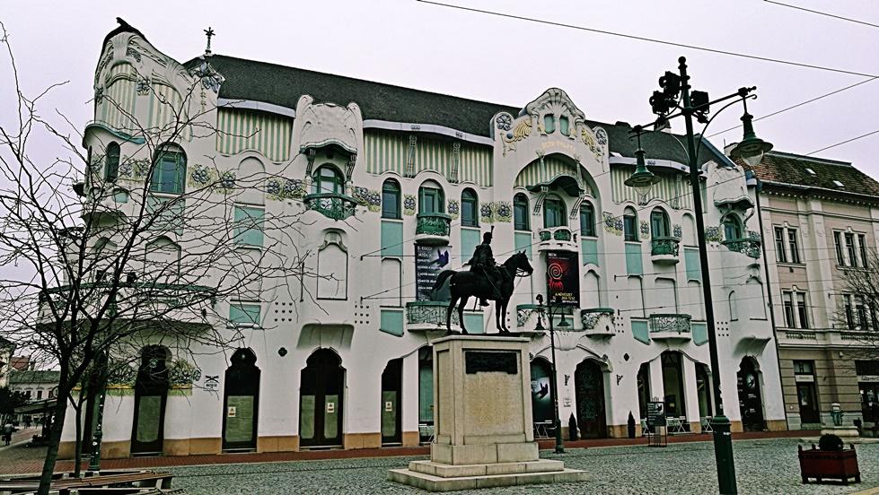 Szeged kocsmái - Reök Palota - Kocsmaturista
