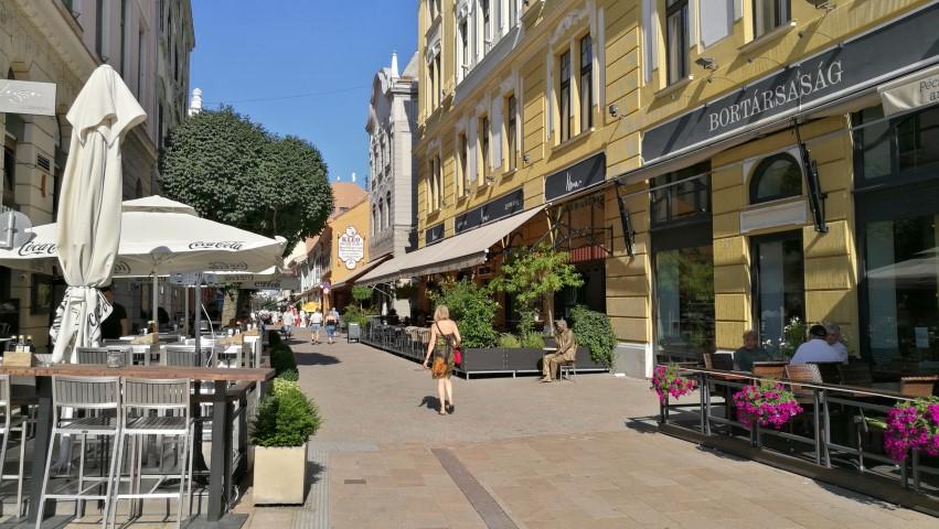 Pécs kocsmái - Király utca - Pécs