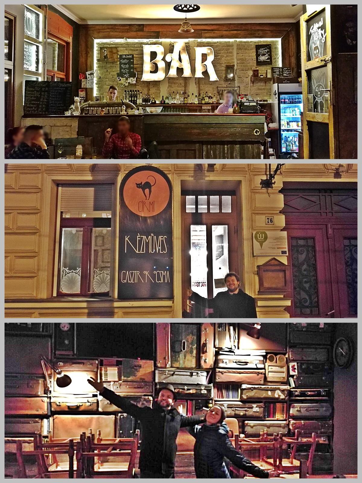 Szeged kocsmái - Cirmi GastroPub - Kocsmaturista