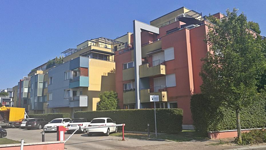 Solli Étterem környéke - Tóváros lakópark - Kocsmaturista
