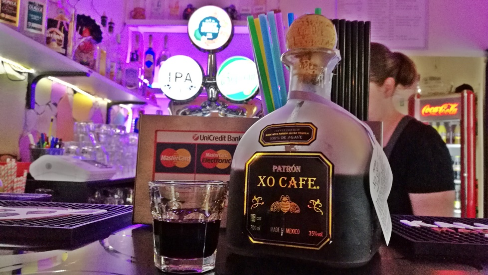 Miskolc kocsmái - El Cactus Tequila Bar - Patrón XO Café - Kocsmaturista