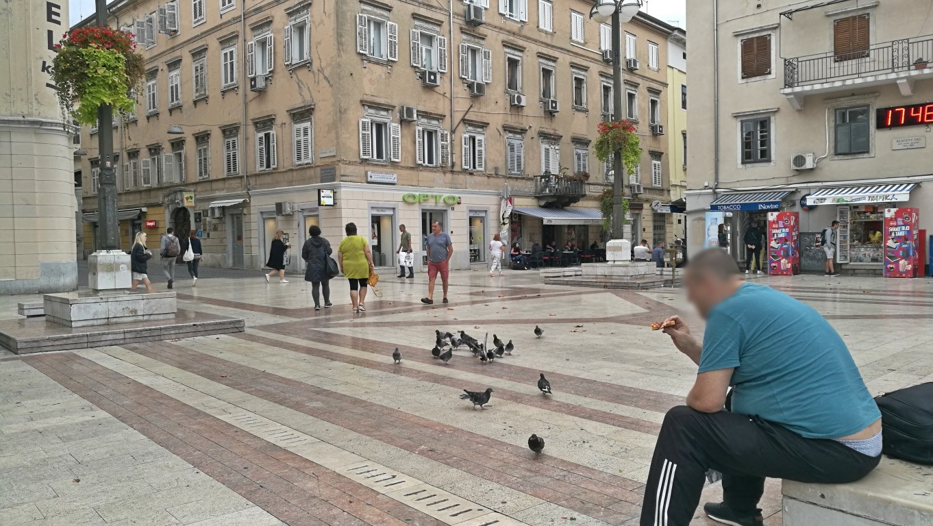 Helikopter nélkül Fiumében - Rijeka - Kocsmaturista #46