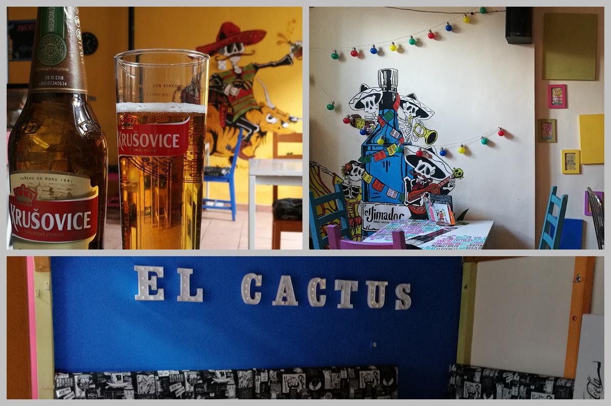 Miskolc kocsmái - El Cactus Tequila Bar bentről - Kocsmaturista