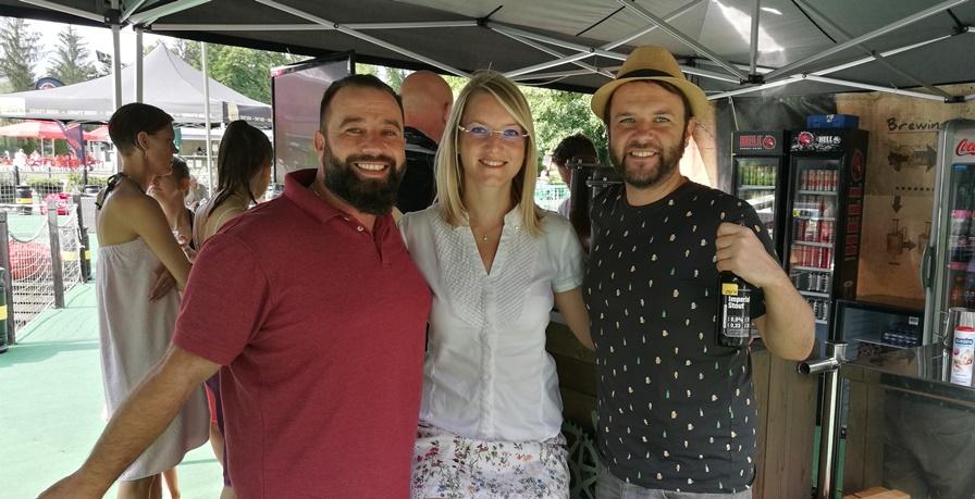 Miskolc kocsmái - a Miskolctapolcai Barlangfürdő igazgatónőjével, Lantos Zsuzsával és a zip's brewhouse Norbijával - Kocsmaturista