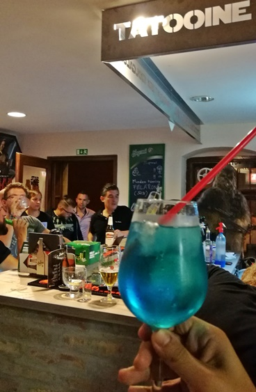 Tatooine Drink Bar, Győr - Tatooine Pálinkafröccs - Kocsmaturista