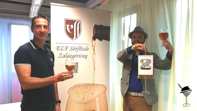 Zegi sör bemutató - Kocsmaturista kóstolás