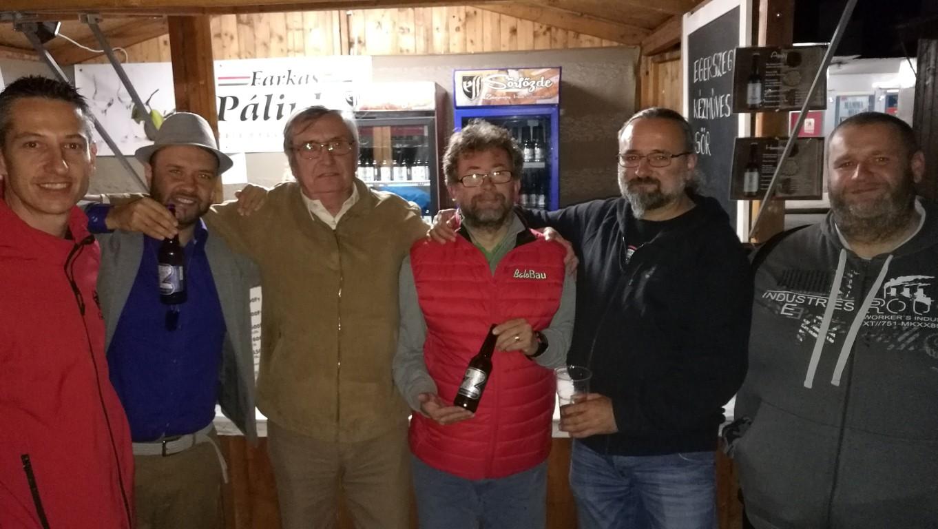 Zegi sör bemutató - Kocsmaturista