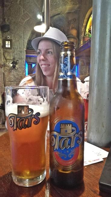 Helikopter nélkül Fiumében - Rijeka - Kocsmaturista - Tars, a város söre