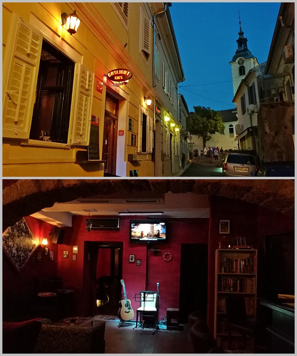 Helikopter nélkül Fiumében - Rijeka - Kocsmaturista - Gaslight Café, Trsat