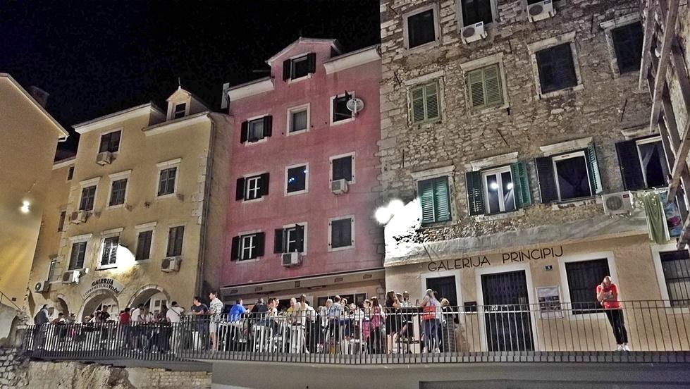 Helikopter nélkül Fiumében - Rijeka - Éjszakai élet - Kocsmaturista