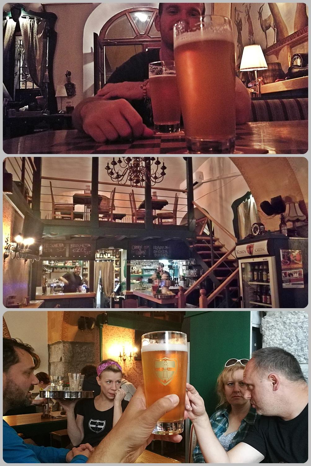 King's Cafe - Helikopter nélkül Fiumében - Rijeka - Kocsmaturista