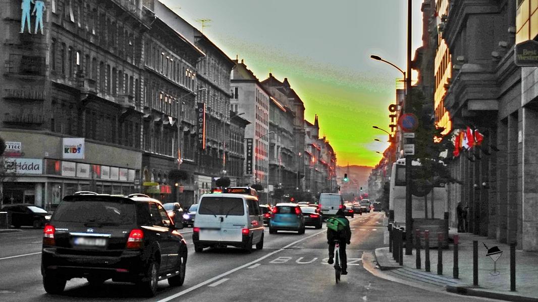 Rákóczi út - Óbester Borozó Budapest - Kocsmaturista