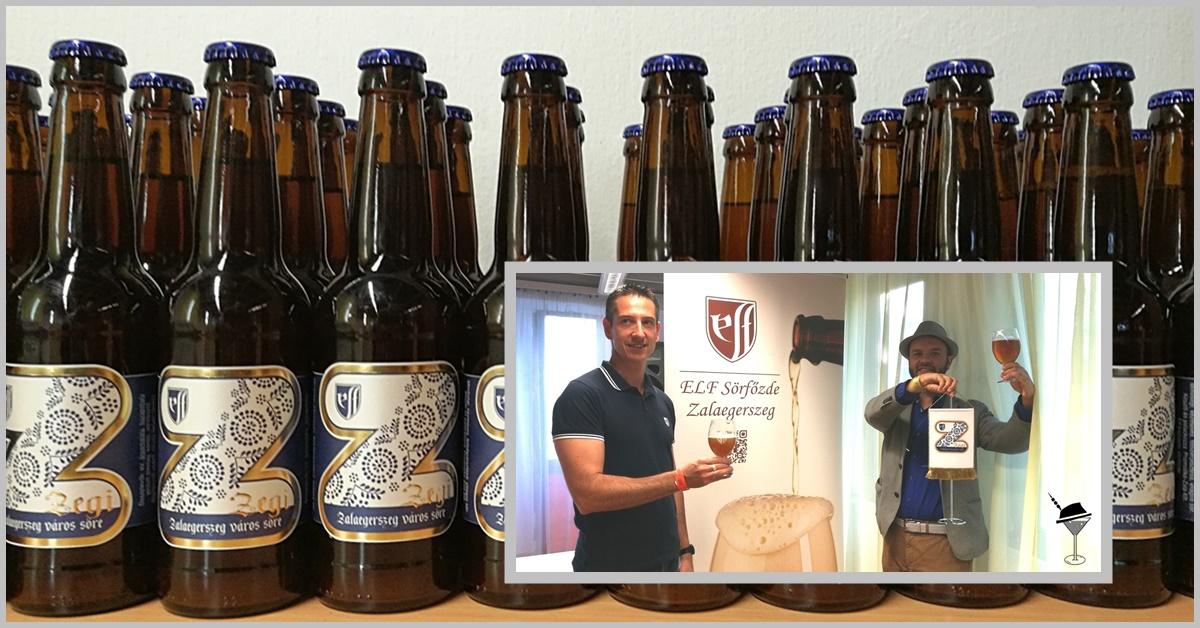 Zegi sör bemutató címlap - Kocsmaturista
