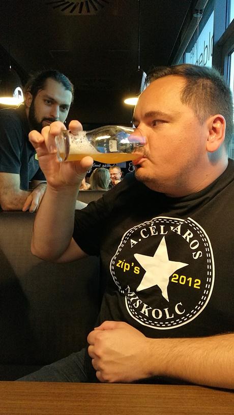 Séf Sörsorozat a zip'snél - Pataky Peti sört is főz - Kocsmaturista