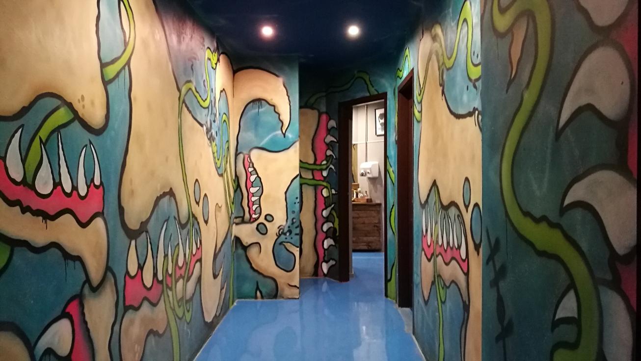 A BrewDog Budapest WC Csodaországa - Kocsmaturista