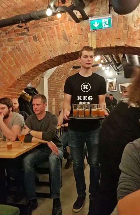 Beszélgessünk a sörről, KEG Sörművek (Buda, 11. kerület) - Kocsmaturista 07