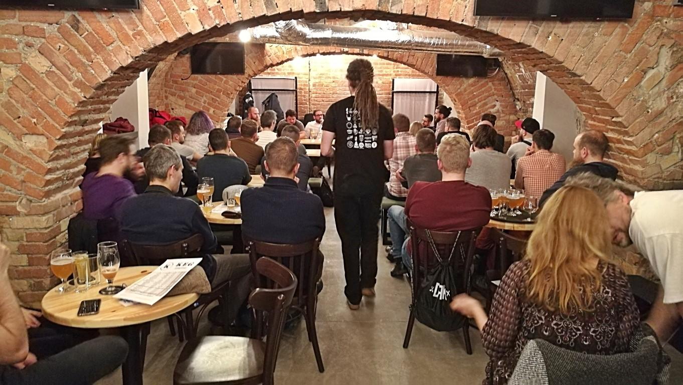 Beszélgessünk a sörről, KEG Sörművhaz (Buda, 11. kerület) - Kocsmaturista 06