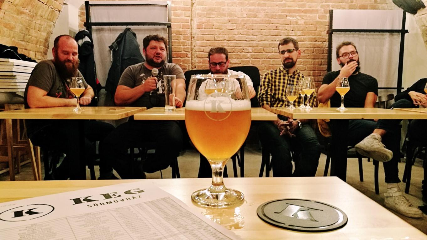 Beszélgessünk a sörről, KEG Sörművház (Buda, 11. kerület) - Kocsmaturista 05