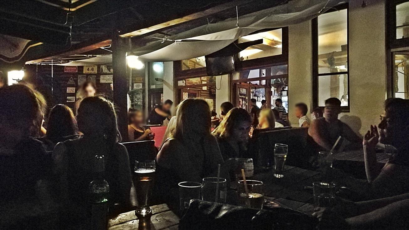 Dokk Pub, Kecskemét - Kocsmalátogatások a Magyarországi Sörcikkgyűjtő Klubbal - Kocsmaturista