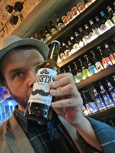 Dobré Časy, Kassa - Kocsmaturista - Padre Craft Brews American Wheat Ale