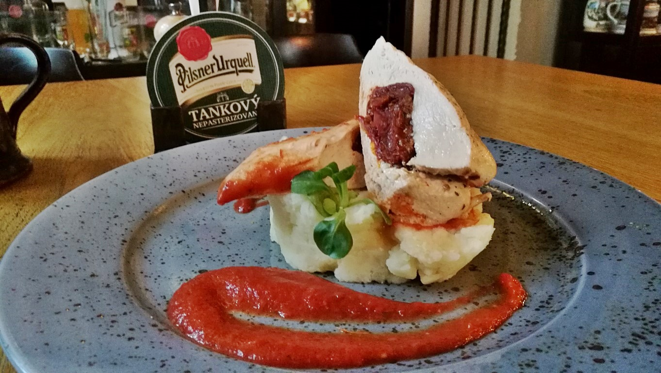 Camelot Pilsner Pub és Középkori Étterem, Kassa - Kocsmaturista - Étel