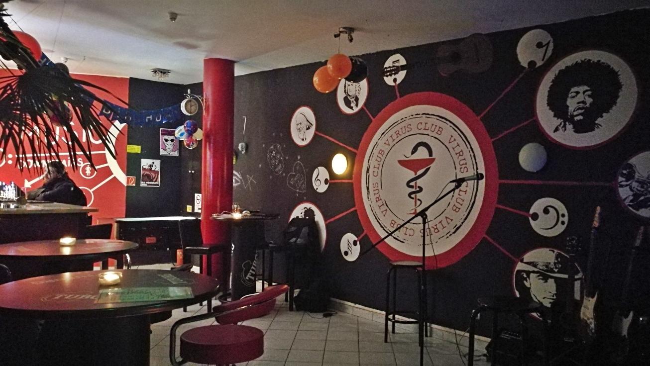 Virus Club - Budapest, 7. kerület - Kocsmaturista - 10