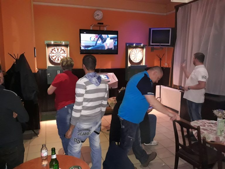 Darts - Városkapu Eszpresszó Darts-Klub - Kocsmaturista 2