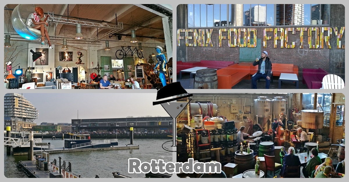 Rotterdam - Katendrecht - Fenix Food Factory - Posse - Kocsmaturista