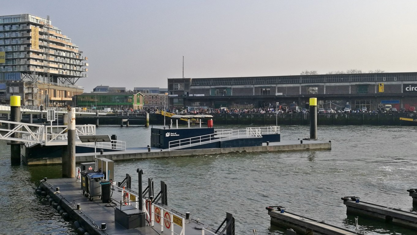 Rotterdam - Katendrecht - Kocsmaturista