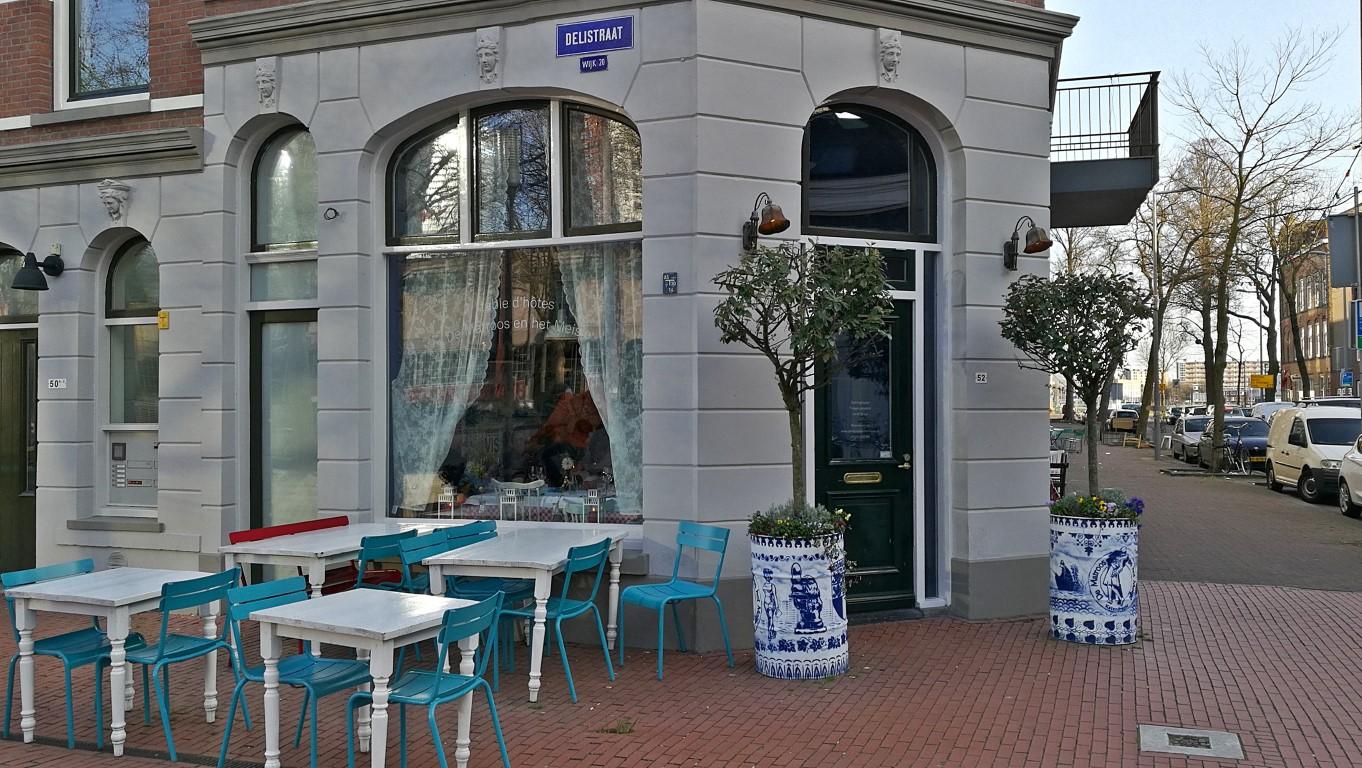 Rotterdam - Katendrecht - Kocsmaturista - 007