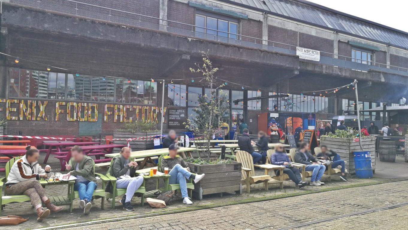 Rotterdam - Katendrecht - Kocsmaturista - Fenix Food Factory - 7