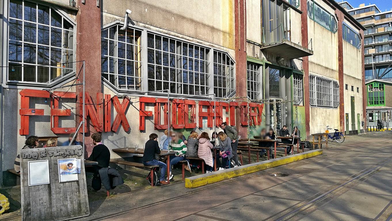 Rotterdam - Katendrecht - Kocsmaturista - Fenix Food Factory
