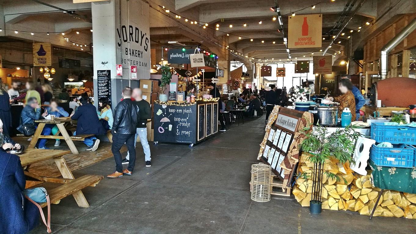 Rotterdam - Katendrecht - Kocsmaturista - Fenix Food Factory 2