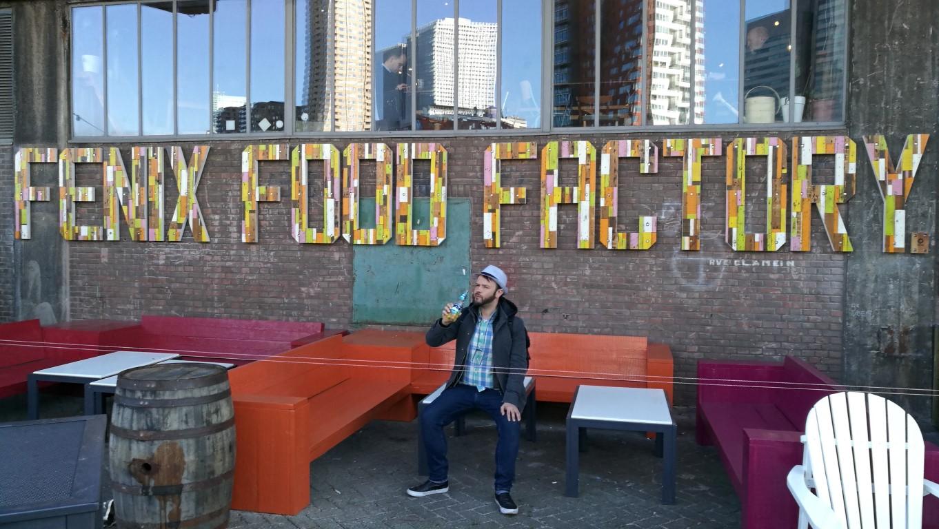 Rotterdam - Katendrecht - Kocsmaturista - Fenix Food Factory - Cider Bar 003