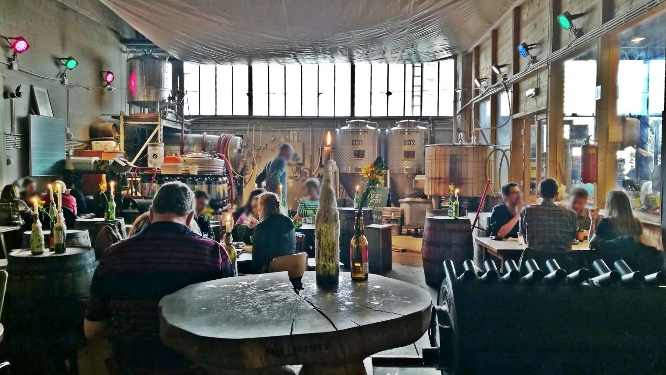 Rotterdam - Katendrecht - Kocsmaturista - Fenix Food Factory -Kaapse Brouwers Proeflokaal 002