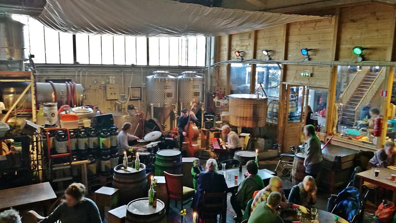 Rotterdam - Katendrecht - Kocsmaturista - Fenix Food Factory -Kaapse Brouwers Proeflokaal 004