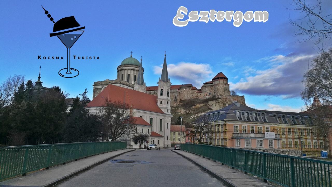 Esztergom - Kocsmaturista - Címlap