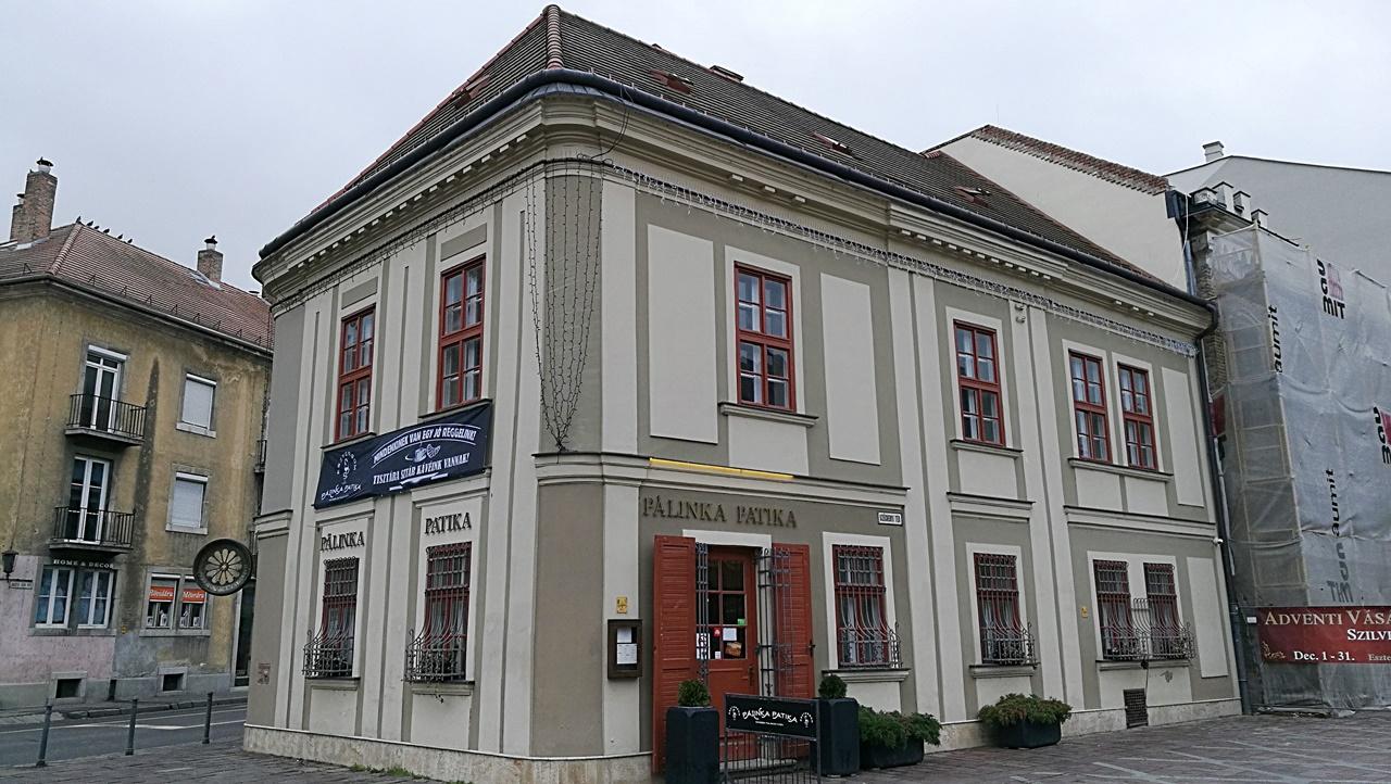 Esztergom - Pálinka Patika - Kocsmaturista