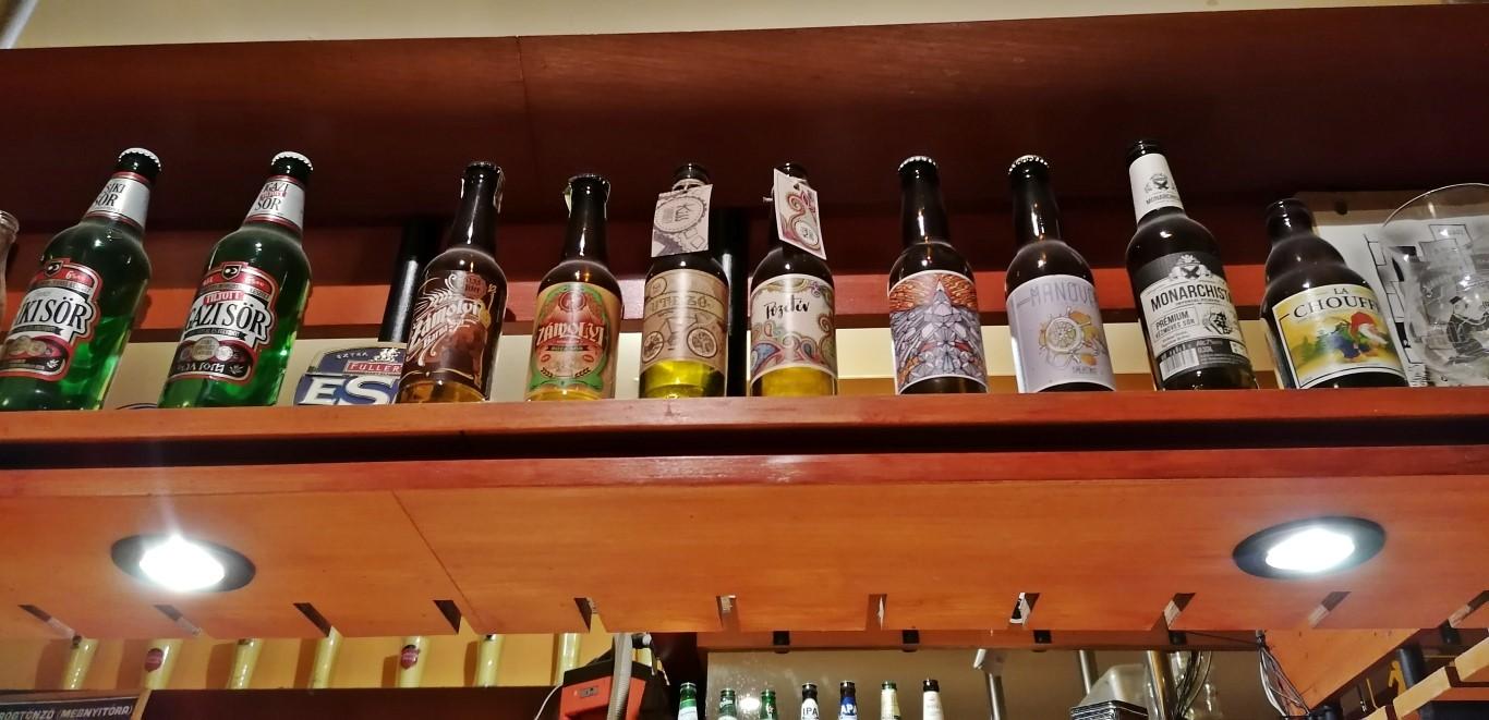 RandOM, Székesfehérvár - az egykori sörök 2 - Kocsmaturista